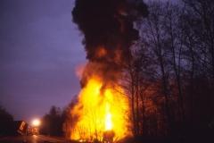 Controlled-burndown