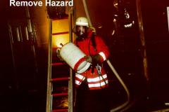 Remove-hazard